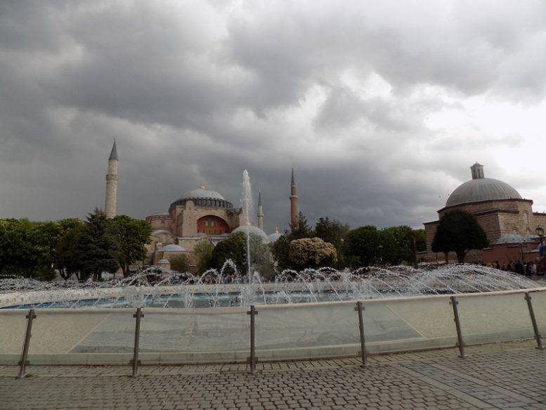 Where is Ayasofya (Hagia Sophia )?
