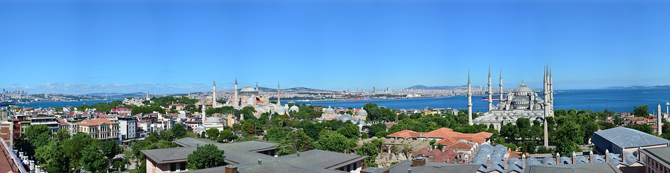 SEVEN HILLS OF ISTANBUL