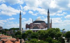 How Many Times was Hagia Sophia Constructed